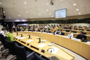 Workshop : Debating issues in a Model European Parliament